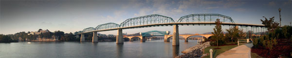 Chattanooga bridge