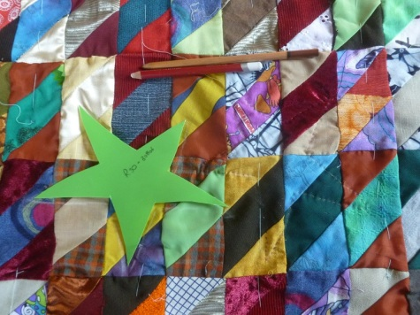 Tools of a quilter