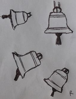 Church bells design