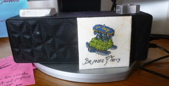 A'tuin embroidery