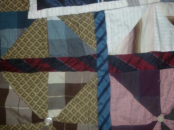 sashing detail pinwheel quilt