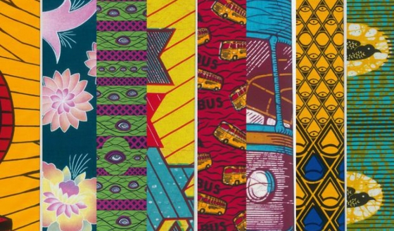 Example of batik motifs