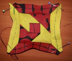 Kenyan quilt pattern 2