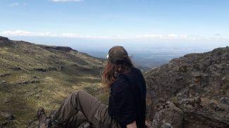 Me at Mount Kenya